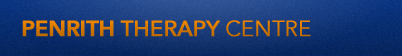 Penrith Therapy Centre Logo
